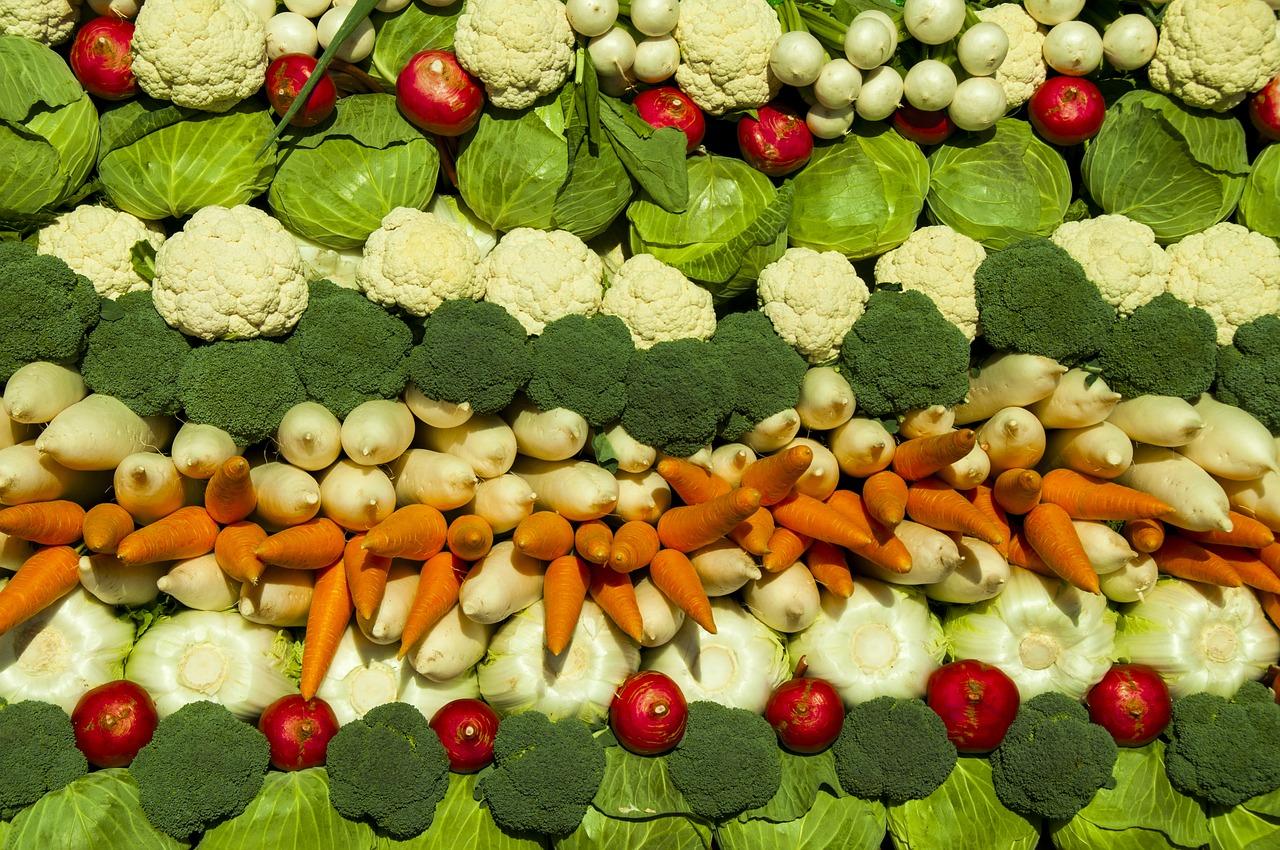 овощи для улитки